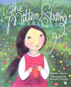 The Mitten String by Jennifer Rosner