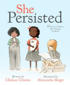 She Persisted Book Review